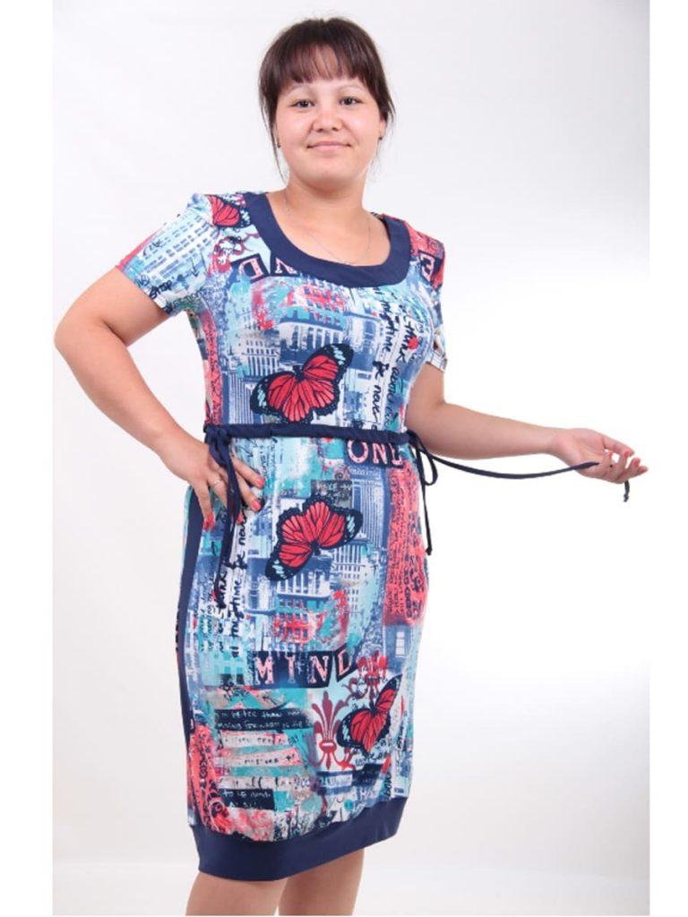 Платье Ш п835