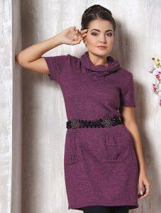 Платье-туника М 744