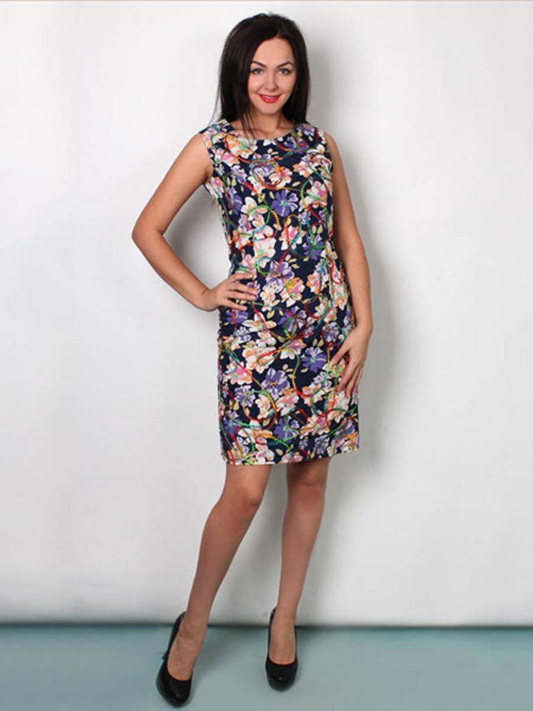 Платье В 477541 Афиния 3