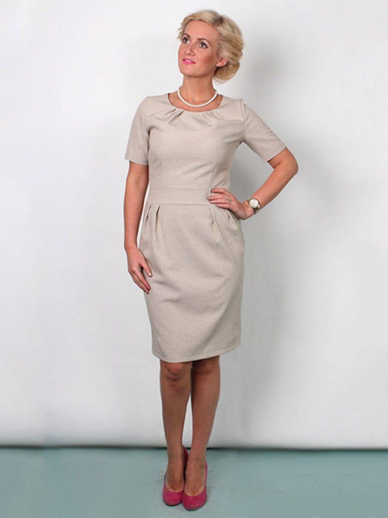 Платье В 483814 Эльда -2