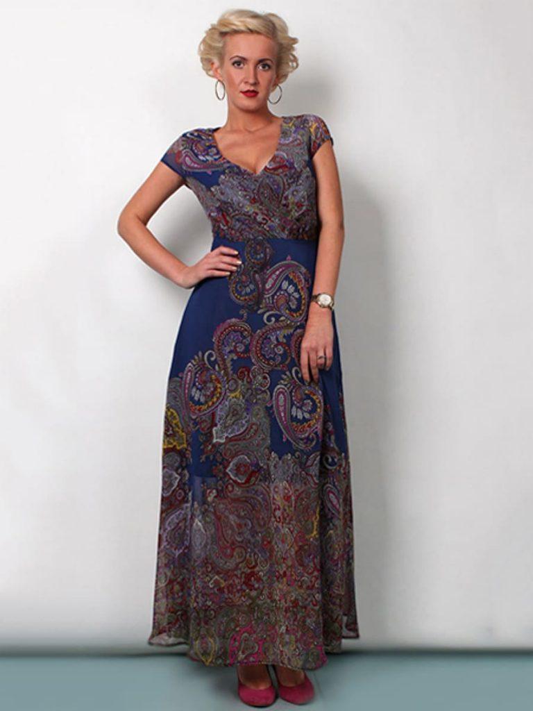 Платье В 493312 Миколетта