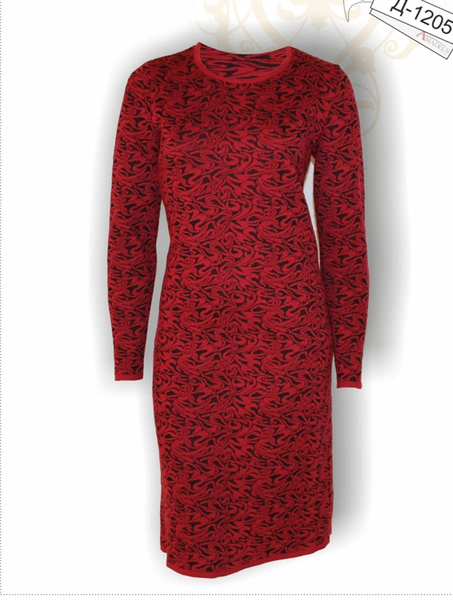 Платье Ам Д 1205-1