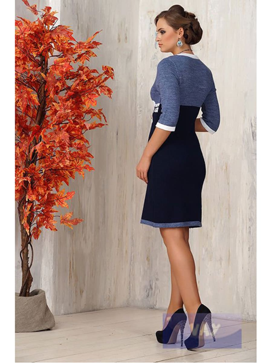 Платье М 2073