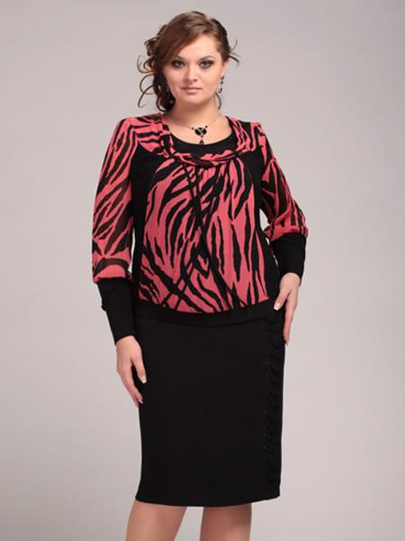 Платье Стиль Ром 844