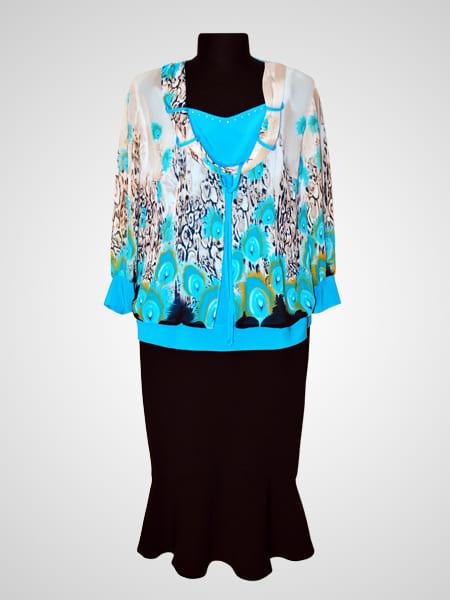 Платье Стиль Ром 1002-1