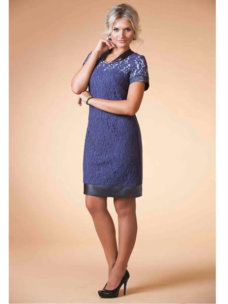 Платье Олси 01029