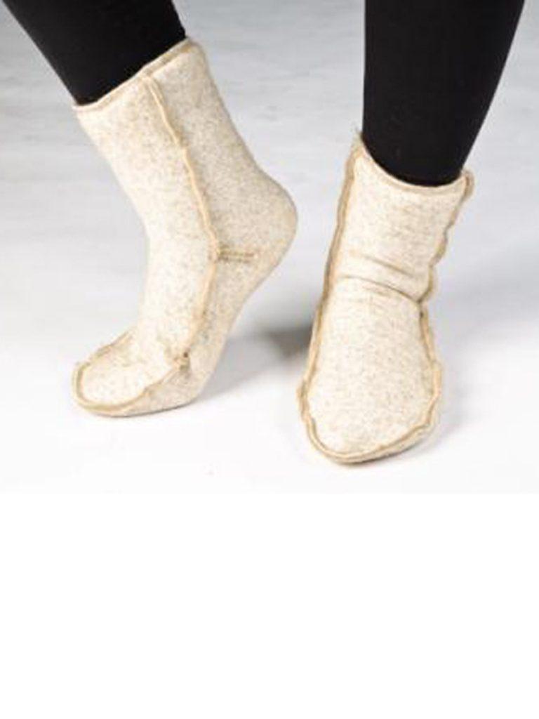 Носки меховые Жар 0280