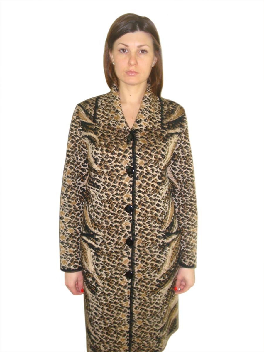 Кардиган Тр 1121 Леопард