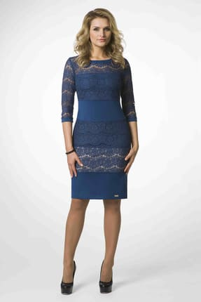 Платье Олси 01166