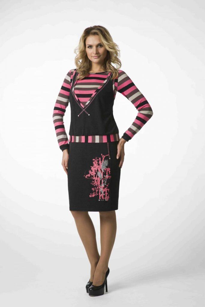 Платье Олси 05016